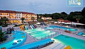 Почивка през юни в Hotel Kanali Beach 3*, Превеза! 5 нощувки със закуски и вечери, транспорт от Пловдив и екскурзовод от Дрийм Тур!