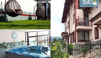 Почивка и релакс в хотел Коко Хилс 3*, Сапарева баня! 1 нощувка със закуска в помещение по избор, ползване на джакузи с минерална вода!