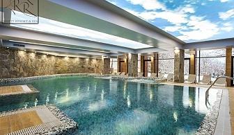 Почивка до Рилски Манастир! Нощувка на човек със закуска или закуска и вечеря + басейн и СПА пакет в хотел Рилец Рeзорт и СПА****