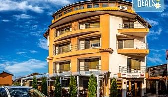 Почивка в семеен хотел Илиевата Къща, Сапарева баня! 1 нощувка със закуска или закуска и вечеря, ползване на външен басейн с топла минерална вода, джакузи, сауна и парна баня, безплатно настаняване за дете до 5.99г.!