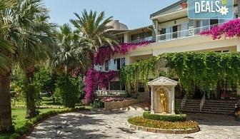Почивка в Сиде, Турция, с Караджъ Турс! 7 нощувки All Inclusive в Venus Hotel 4*, директен чартърен полет, летищни такси, багаж, трансфери