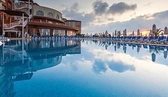 Почивка в СОЛ Луна Бей Резорт и Аквапарк Ол Инклузив край кристалните води на Черно море само на 3км от Обзор от 03 Май 2018 до 31 Май 2018