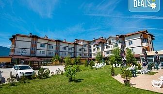 Почивка в СПА Хотел Вита Спрингс 3*, с.Баня! 1 или 2 нощувки със закуски и вечери, ползване на минерален басейн, джакузи, сауна и парна баня, безплатно за дете до  5.99г.!