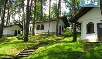 Почивка сред природата в комплекс Бръшлян 2*, Трявна! Нощувка със закуска в еднофамилна къща, безплатно за дете до 6.99г.!