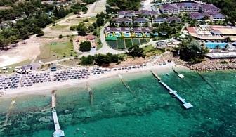Почивка на о. Тасос: 3, 5 или 7 нощувки на база закуска и вечеря в хотел Alexandra Beach SPA Resort 4* за цени от 408 лв ЗА ДВАМА