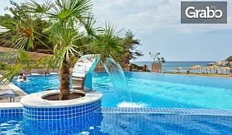 Почивка на о-в Тасос през Май! 3 или 5 нощувки със закуски за двама в Thassos Grand Resort*****