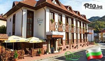 Почивка в Тетевенския Балкан за 3-ти Март! 2 или 3 нощувки със закуски и вечери + сауна, от Хотел Тетевен 3*