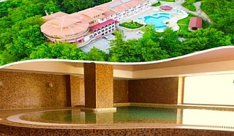 Почивка в Троянския Балкан! Нощувка на човек със закуска + басейн в Парк хотел Троян