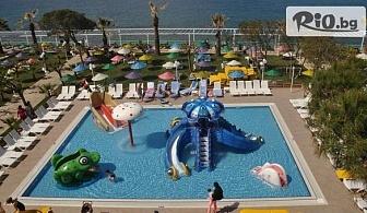 Почивка в Турция за Майските празници! 5 нощувки на база All Inclusive в Хотел GRAND EFE 4* - Йоздере, Кушадасъ, от Вени Травел