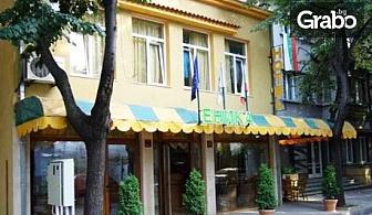 Почивка във Варна през Юли или Август! Нощувка за до трима