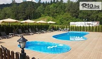 Почивка във Велинград! Нощувкa със закускa и вечеря, по избор + релакс зона и минерални басейни, от Семеен хотел Алегра 3*