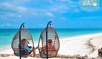 Почивка на о. Занзибар, Танзания, на дата по избор! 6 нощувки със закуски и вечери в хотел 3* или 4*, самолетен билет и такси!
