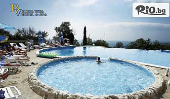 Почивка в к.к. Златни пясъци! Нощувка на база All Inclusive + басейн, чадър и шезлонг, от Хотел Бона Вита