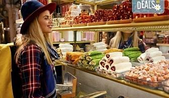 Подарете си екскурзия до Истанбул за Свети Валентин! 2 нощувки със закуски в хотел 3*, транспорт и посещение на Одрин и магазин за сладки изкушения