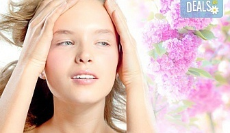 Подарете си млада кожа! Почистване на лице и анти-ейдж терапия в 10 стъпки в салон за красота Ванеси!