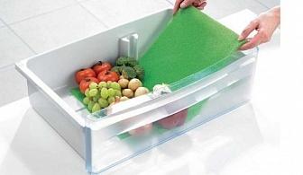 Подложка против мухъл в хладилника