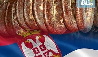 Посетете фестивала Пеглана Колбасица, за който се носят кулинарни легенди през вековете, един ден с транспорт и водач от агенция Поход!