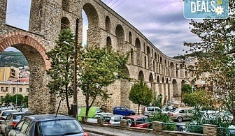 Посетете Гърция за 1 ден през юни или август! Екскурзия до Кавала с транспорт и водач от Глобул Турс!