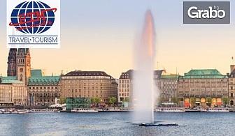 Посети Хамбург! 3 нощувки със закуски в хотел 3*, плюс самолетен билет