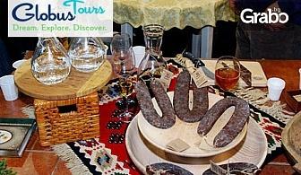 """Посети сръбския фестивал """"Пеглана колбасица""""! Еднодневна екскурзия до Пирот на 26 Януари"""