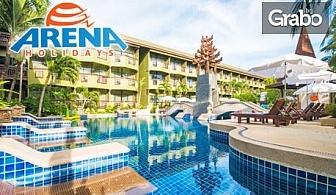 Посети Тайланд през Октомври! Екскурзия до остров Пукет със 7 нощувки със закуски в хотел 4*, плюс транспорт