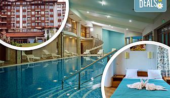 Посрещнете Гергьовден в Хотел Панорама Ризорт 4*, Банско! 2 нощувки със закуски и вечери или на база All Inclusive Light, ползване на басейн, сауна, парна баня, шезлонг, джакузи, релакс зона и фитнес!