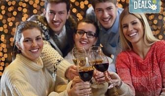 Посрещнете Нова година 2020 в хотел Continental 4*, Скопие, с Мивеки Травел! 2 нощувки със закуски, 1 стандартна и Новогодишна вечеря, транспорт и водач