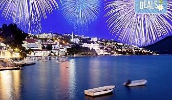 Посрещнете Нова година 2019 в Неум, Босна и Херцеговина! 4 нощувки със закуски и вечери в хотел Stela 3*, транспорт, водач и екскурзия до Дубровник