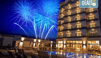 Посрещнете Нова година 2018 в 4 звездния Musho Otel 4*, Айвалък! 4 нощувки на база Аll inclusive, възможност за транспорт