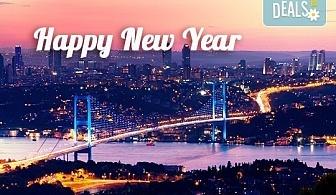 Посрещнете Новата 2017-та година в Истанбул с Глобус Турс! 3 нощувки със закуски в хотел Ikbal delux 4* и транспорт!