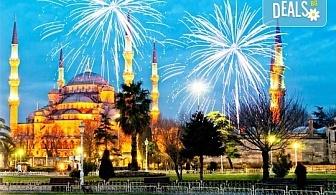 Посрещнете Новата 2018-та година в Истанбул с Глобус Турс! 2 нощувки със закуски в хотел 3*, бонус програма, водач и транспорт!