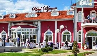 Посрещнете сръбската Нова година в Пирот през януари! 1 нощувка със закуска и празнична вечеря в хотел Dijana 3*, транспорт