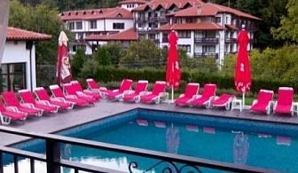 Посрещнете утрото на новата година в хотел Фея****село Чифлик! 3 нощувки със закуски и вечери, Новогодишна Празнична Вечеря, Брънч на 01.01 + ползване на Спа зона и закрит басейн с минерална вода!!!