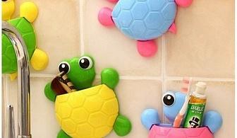 Поставка за баня - костенурка