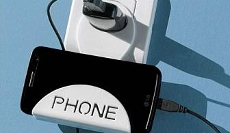 Поставка за зареждане на мобилни телефони