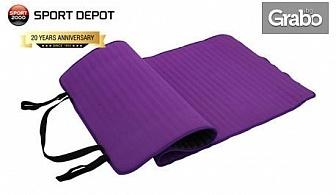Постелка за йога Actuell Fitness