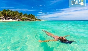 Потвърдено пътуване! Почивка в Ривиера Мая в Мексико с АБВ Травелс - 7 нощувки на база All Inclusive в Barceló Maya Beach 5* и самолетен билет Мадрид - Канкун - Мадрид