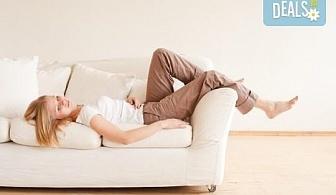 Пране до 6 седящи места - мека мебел или столове + пране на матрак или килим от Корект Клийн!