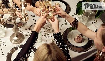 Празничен Новогодишен куверт + DJ, томбола с награди, от Ресторант Свети Никола, кв. Бояна