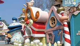 За Празника на детето в Гардаленд, Италия, с Дари Травел! 3 нощувки със закуски в хотели 2/ 3* в Любляна, Верона, Милано, комбиниран транспорт, водач, застраховка