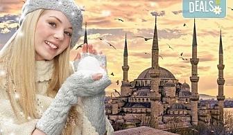 Предколеден шопинг в Истанбул, Турция! 2 нощувки със закуски в хотел Икбал делукс 4*, транспорт и екскурзовод от Глобус Турс!