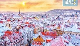 Предколедна екскурзия до Будапеща, Прага и Виена с Мивеки Травел! 5 нощувки със закуски, транспорт, нощна панорамна обиколка на Будапеща