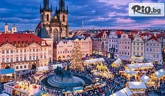 Предколедна екскурзия до Прага, Виена, Будапеща и с възможност за посещение на Дрезден! 5 нощувки със закуски в хотели 3* + автобусен транспорт, от Мивеки Травел