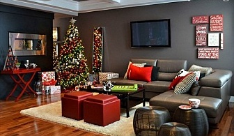 Предколедно комплексно почистване на Вашия дом, офис или други помещения до 80 кв. м. от почистваща фирма Авитохол, София