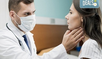Преглед при ендокринолог или ехография на щитовидна жлеза в ДКЦ Alexandra Health!