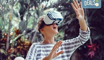 Пренесете се в ново измерение! 3D VR case 5 и очила за виртуална реалност от Онлайн магазин за подаръци Банана
