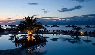 През Април на плажа в Корфу, сред девствена природа с възможност за спорт в хотел Mare Blue Beach Resort за една нощувка на Ол Инклузив, чадър и шезлонг на басейна / 17.04.2017 - 23.04.2017