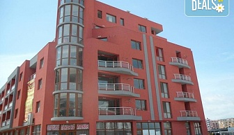 През август в Апартхотел Солт Лейк, Поморие! 2, 3 или 5 нощувки в студио или апартамент!