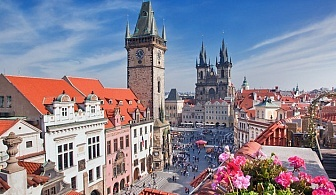През 2018-та екскурзия до Будапеща и Прага със Запрянов Травел! 3 нощувки със закуски в хотели 3*, транспорт и екскурзовод