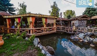 През есента на купон по сръбски! 1 нощувка със закуска и вечеря с музика на живо и неограничени напитки в коплекс Apostolovic в Лесковац, транспорт и посещение на Ниш и Пирот!